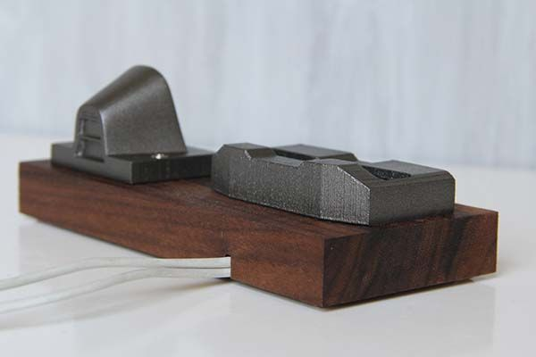 Handmade Charging Station for iPhone and Apple Watch