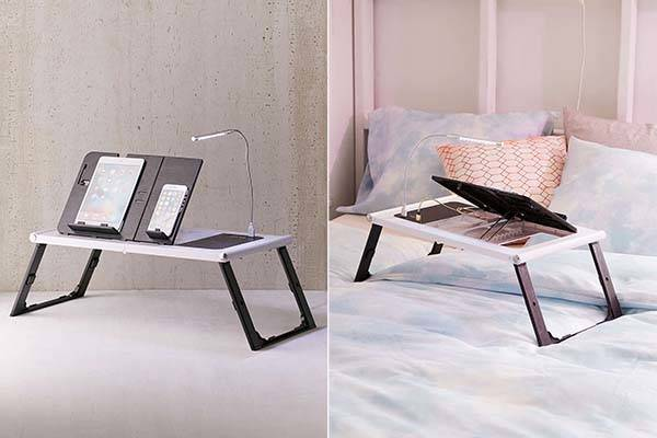 iCharge Portable Table with Power Bank