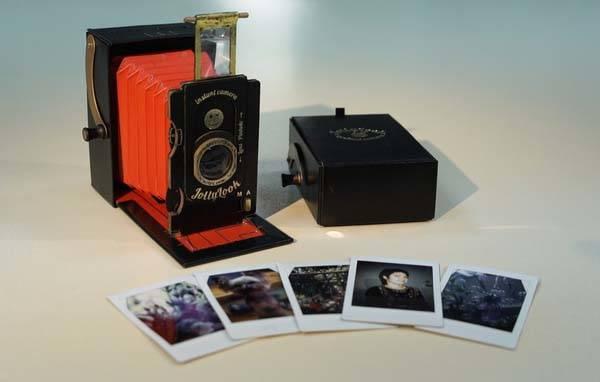 Jollylook Cardboard Vintage Instant Camera