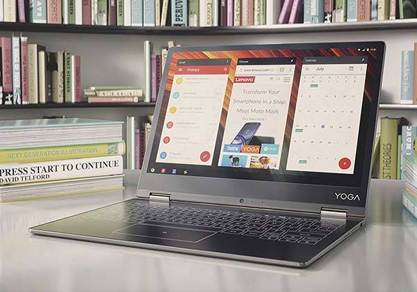 Lenovo Yoga A12 2-In-1 Android Tablet