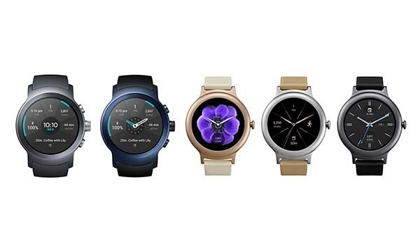LG Watch Sport and Watch Style Smartwatches with Android ...