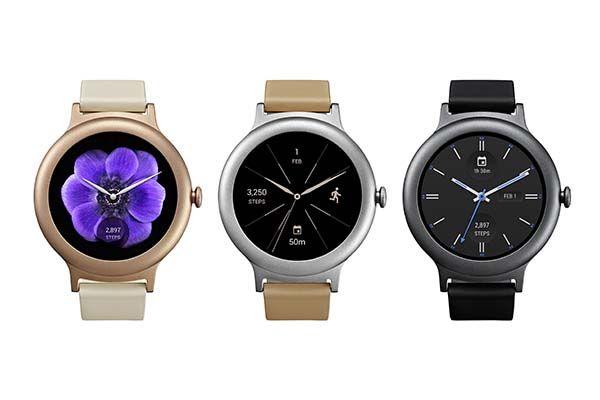 LG Watch Style Smartwatch
