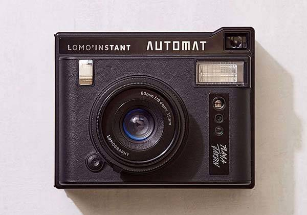 The Lomo'Instant Automatic Instant Camera