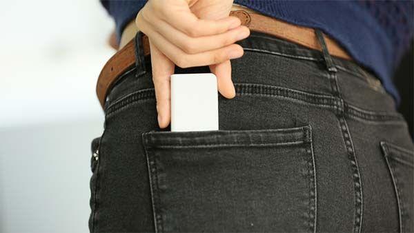 Memo Box Mini Smart Pillbox