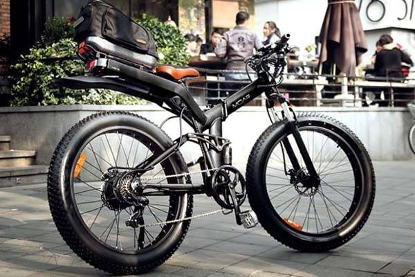 MOAR Foldable Electric Bike