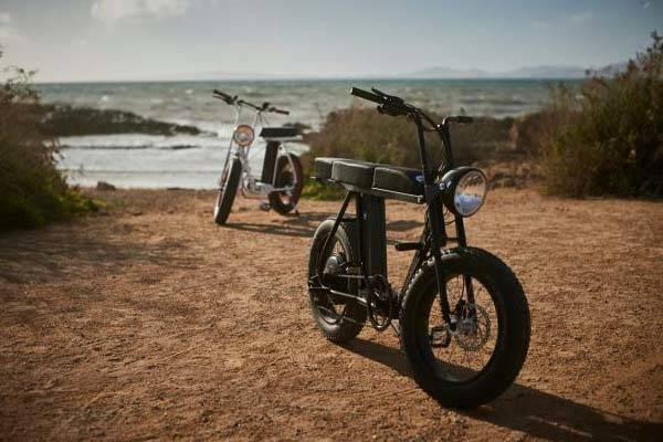 MOKE Urban Styled Electric Bike