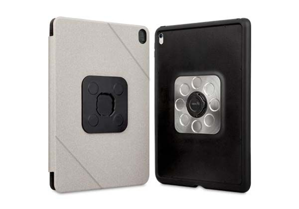 Moshi MetaCover iPad Pro Case with Detachable Cover and Two Mounts