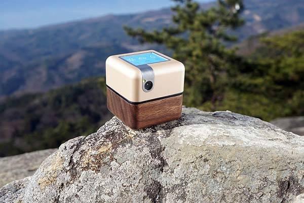 PLEN Cube Portable Personal Assistant Robot