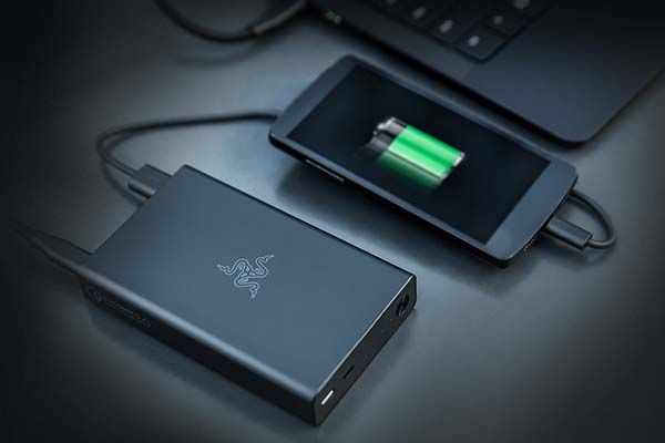 Razer Power Bank with Qualcomm Quick Charge 3.0
