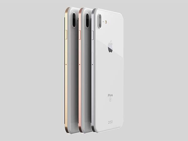 Concept iPhone 8 X Edition