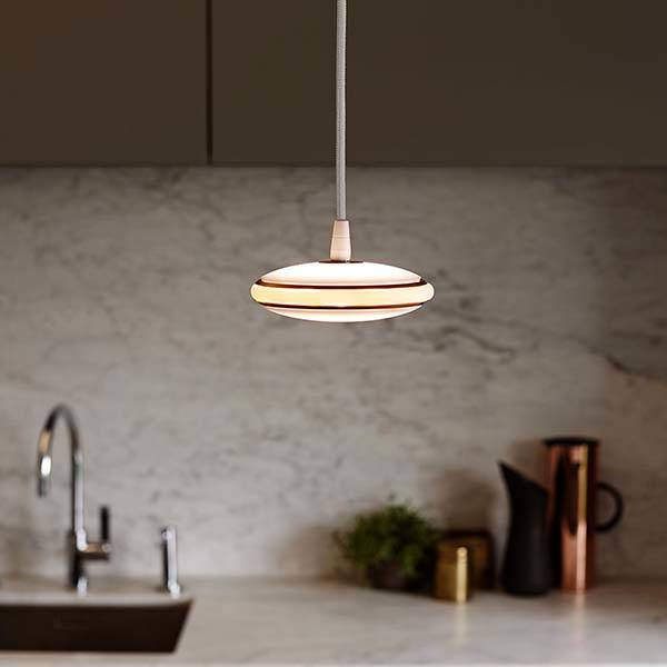 Orb Smart Light with Adjustable Lampshade