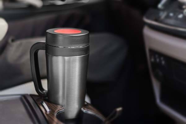 The Travel Mug with Pour Over Coffee Maker
