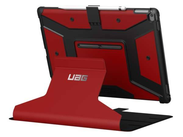 UAG Metropolis iPad Pro Case with Apple Pencil Holder
