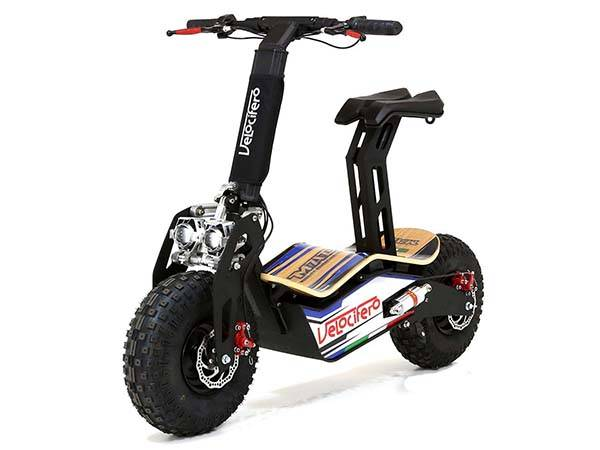 The MAD Electric Scooter