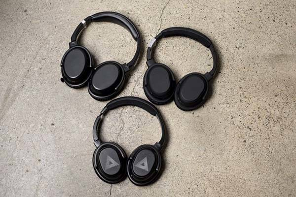 Audeara Bluetooth Headphones with Active Noise Cancelling