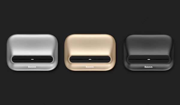 Baseus iPhone Aluminum Charging Station