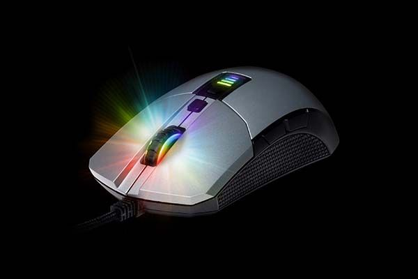 Morpha X Modular Gaming Mouse