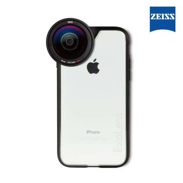 ExoLens iPhone 7 Case Compatible with Professional Phone Lens by Zeiss