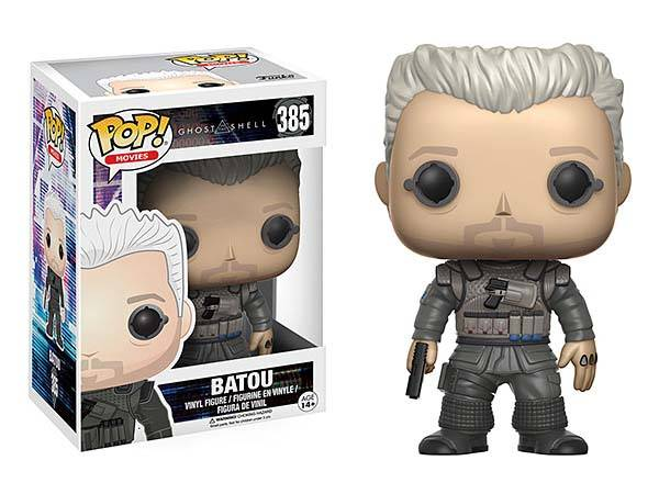 Funko Pop Ghost in the Shell Vinyl Figures