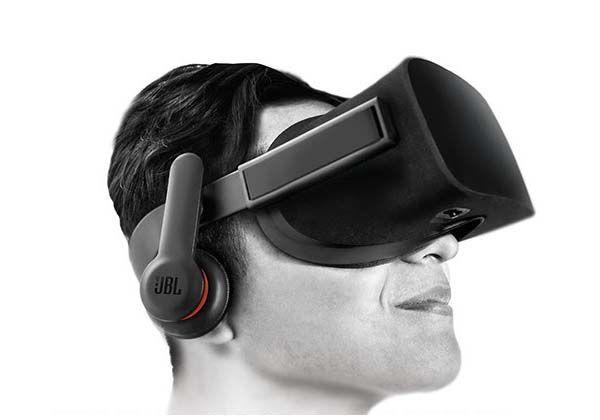 JBL OR300 Headphones for Oculus Rift