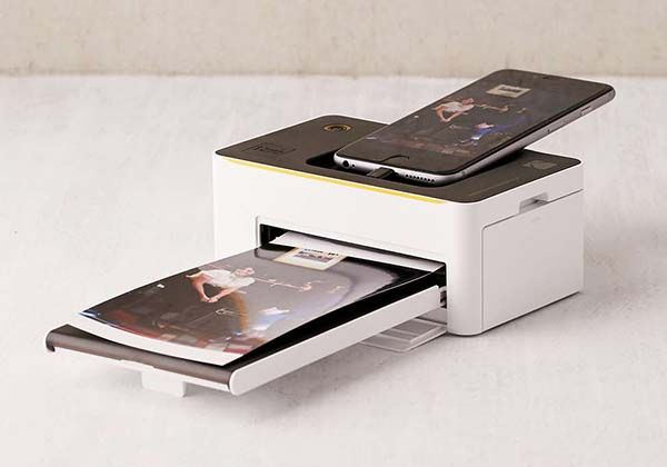Kodak Instant Photo Printer for Smartphones and Tablets