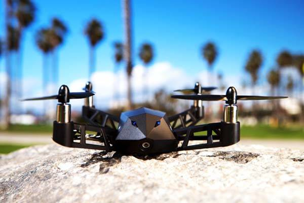 Kudrone Palm Sized 4K Camera Drone with Auto Follow