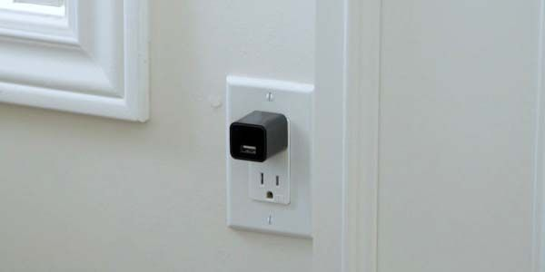 LookOut USB Charger with Security Camera