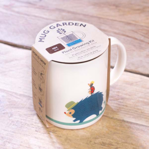 Mug Garden Plant Pot
