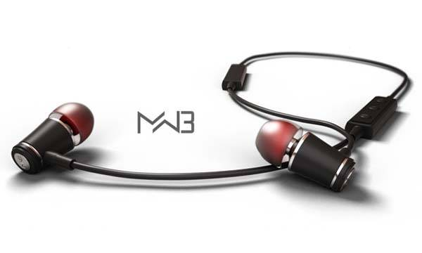 MWave Beats Compact and Lightweight Bluetooth Earbuds