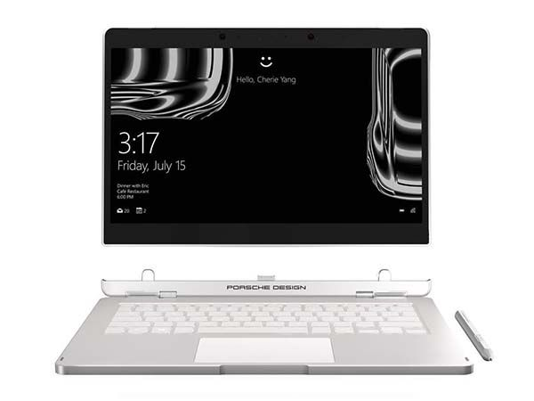 Porsche Design Book One Convertible Laptop