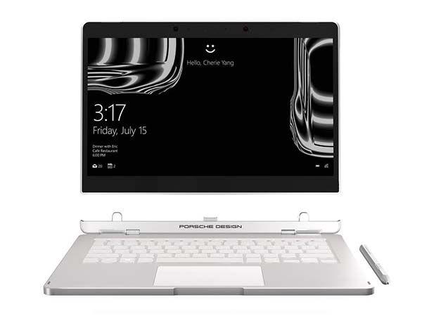 Porsche Design Book One Convertible Laptop