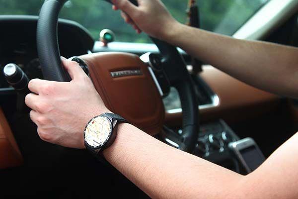 ProWatch X Smartwatch with Fitness Tracker