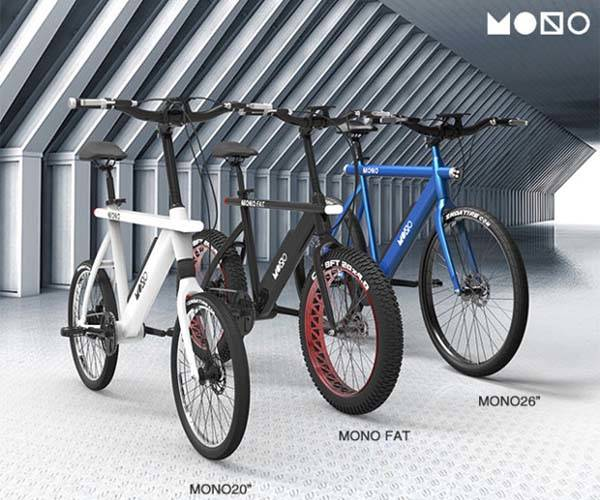 Recon Mono Electric Bikes