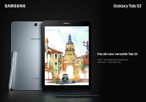 Samsung Galaxy Book Windows 10 Tablets