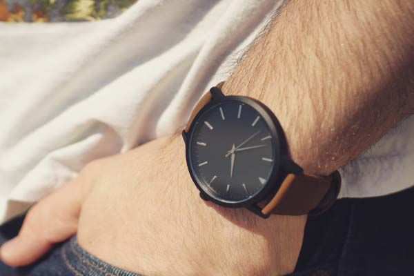 Sleek Supply Men's Wrist Watches