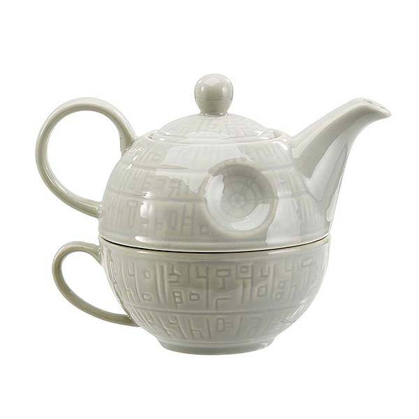 Star Wars Death Star Teapot and Mug