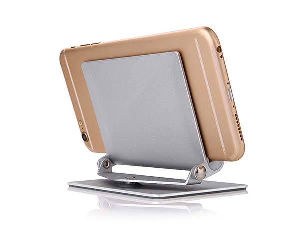 The Aluminum Universal Stand for Tablet and Smartphone