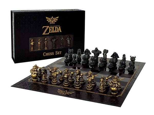 The Legend of Zelda Collector Chess Set