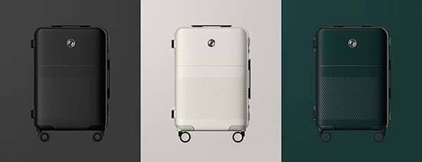 The Ready Smart Carry-On Luggage
