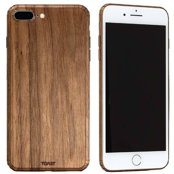 Toast Customizable Wooden iPhone 7/7 Plus Cover