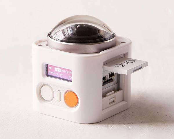 ViDi Proxy 360 Mini Camera
