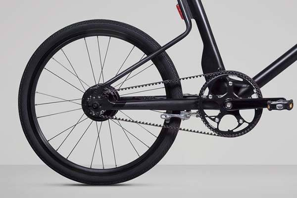Volta App-Enabled Electric Bike