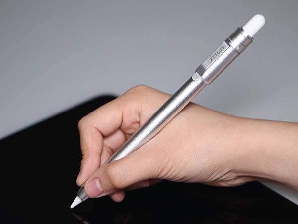 brand new 1d316 fe9a1 Ztylus Slim Aluminum Apple Pencil Case | Gadgetsin