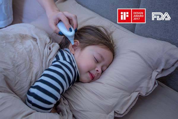 Earmo Smart Ear Thermometer