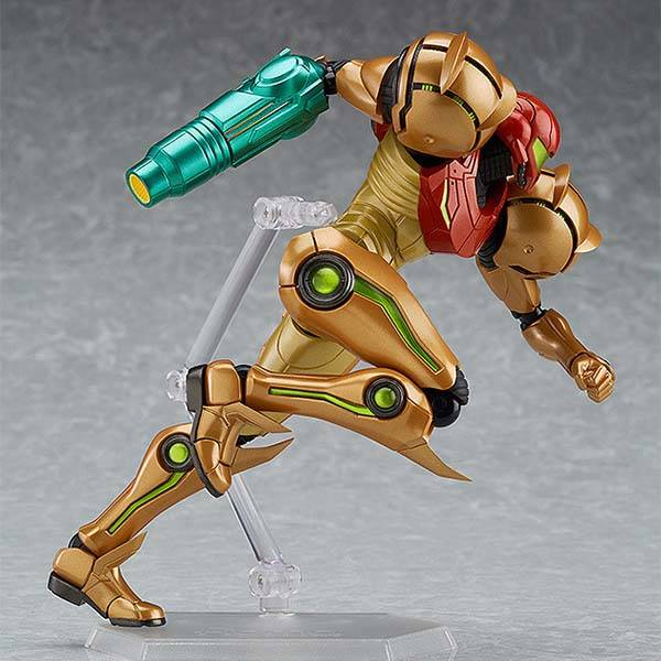 Metroid Prime 3 Samus Aran Action Figure