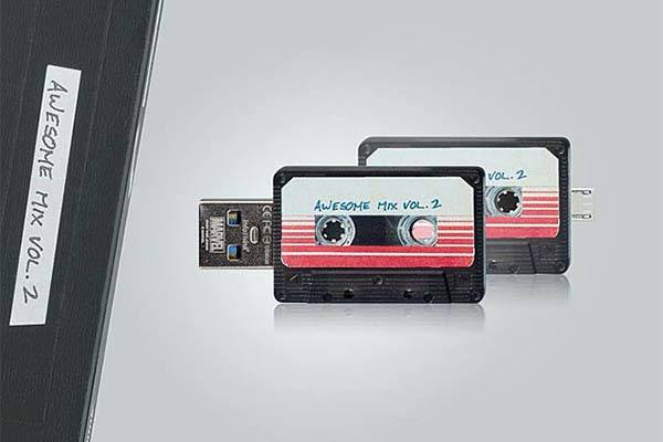 Guardians of the Galaxy Vol 2 OTG USB Flash Drive