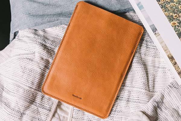 Handmade Leather Sleeve for iPad Pro and 2017 iPad