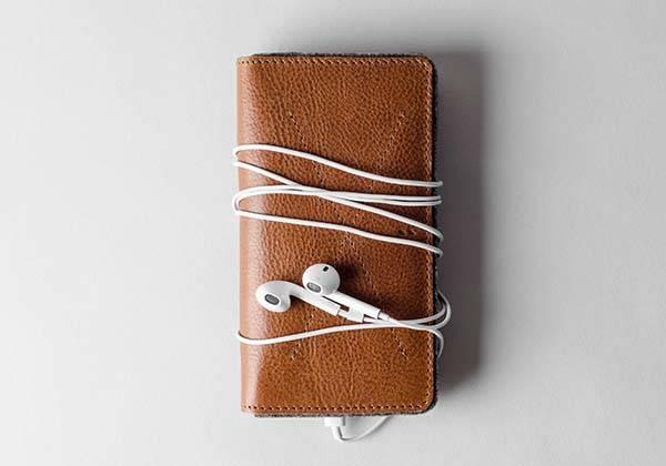 Hard Graft iPhone 7/7 Plus Classic Phone Fold Wallet