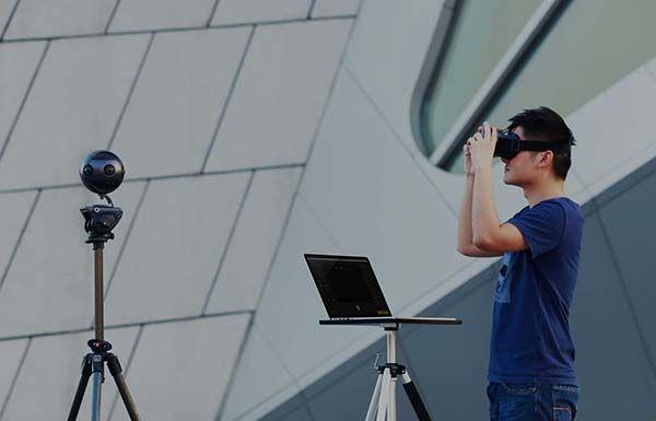 Insta360 Pro 8K VR Camera