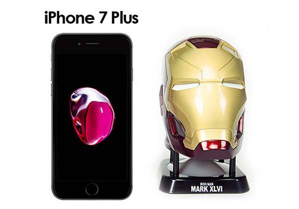 Iron Man Mini Bluetooth Speaker